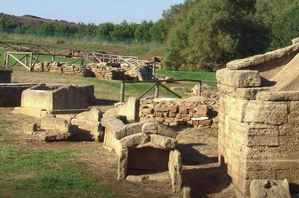 parchi val di cornia archeologia natura